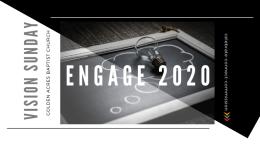Vision 2020:  Engage