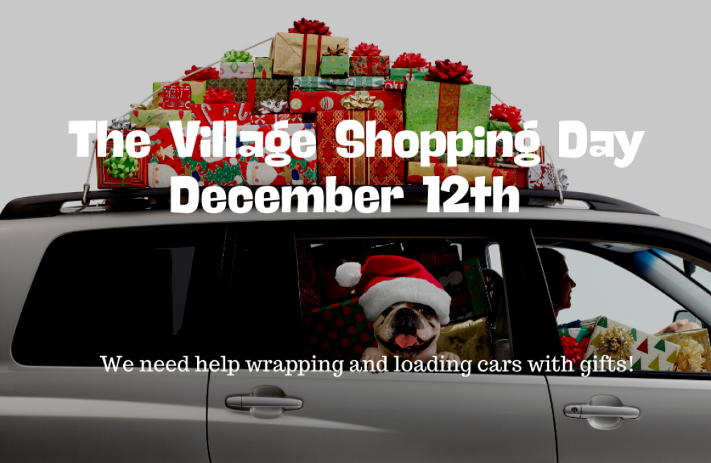 The Village Foster Care Shopping Day