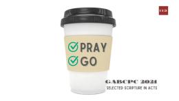 PRAY. GO. GABCPC IN 2021